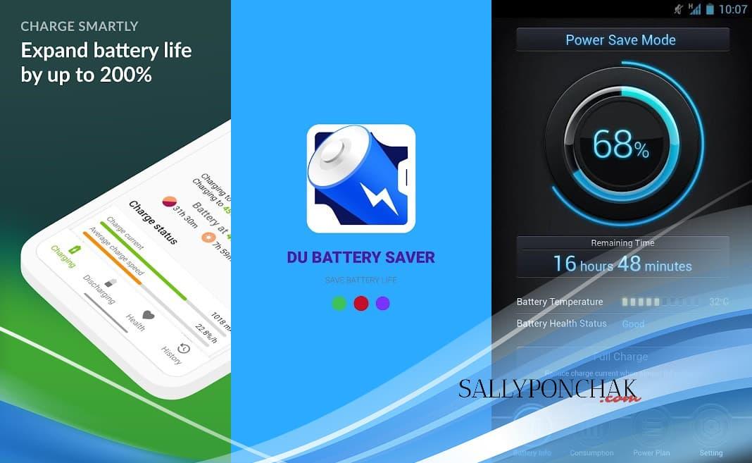 Aplikasi penghemat baterai untuk hp agar tidak cepat lowbatt
