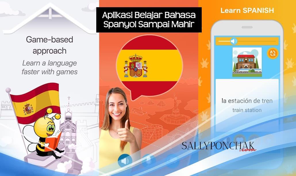 Aplikasi belajar bahasa Spanyol untuk Android sampai mahir
