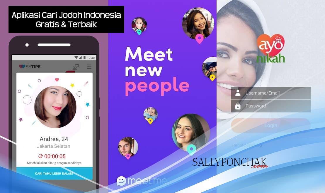 6 Aplikasi Cari Jodoh Indonesia Gratis Buat Dapat Kenalan Baru Sallyponchak Com
