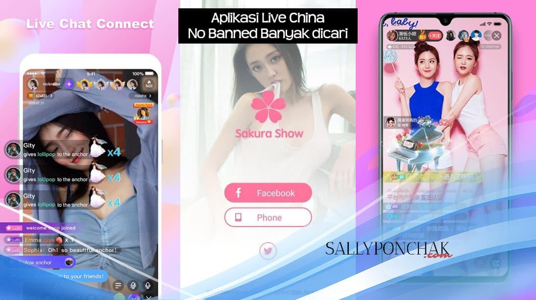 Aplikasi live China no banned paling banyak dicari orang