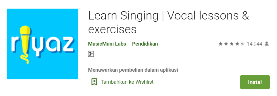 Learn Singing – Vocal Lessons dan Exercises
