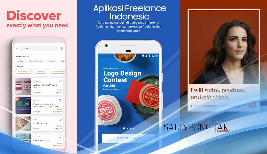 Aplikasi freelance Indonesia