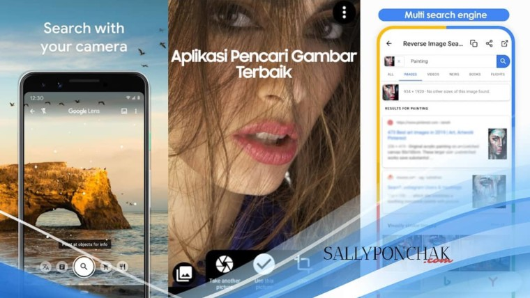 Aplikasi pencari gambar