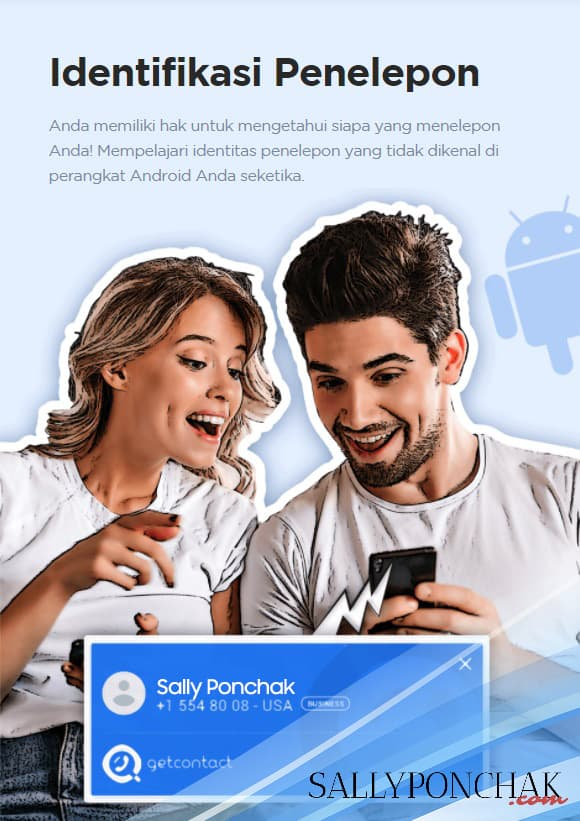 Cara menggunakan aplikasi Get Contact paling ampuh