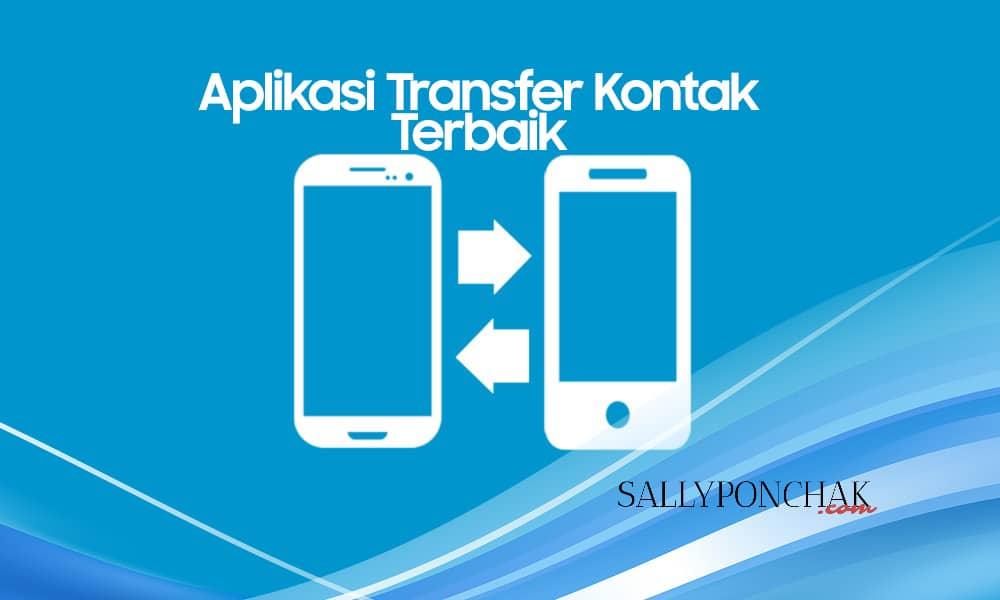 Aplikasi transfer kontak